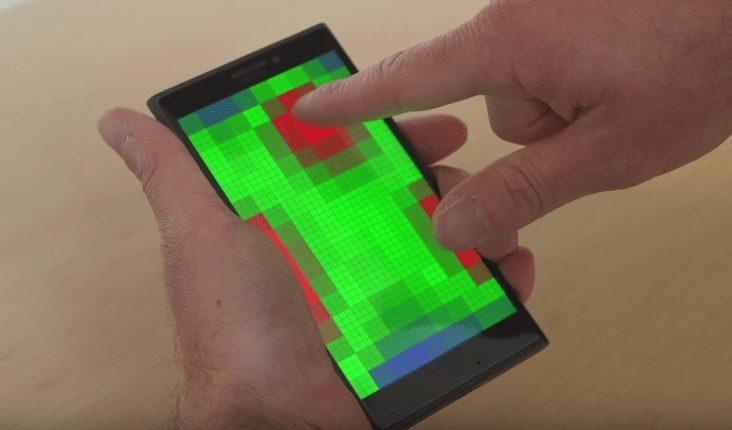 pre touch sensing microsoft