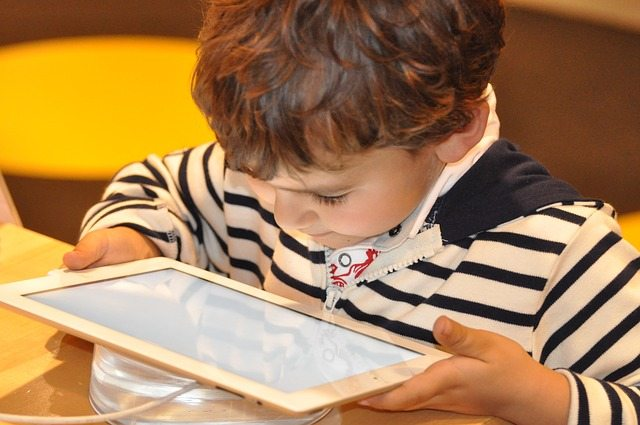 child tablet PD