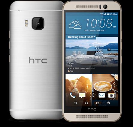 מקור ההשראה? HTC One M9