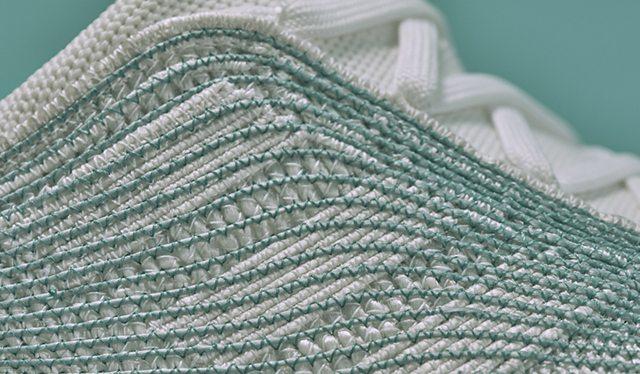 פעם רשת דייגים, היום נעל ריצה. מקור: Adidas