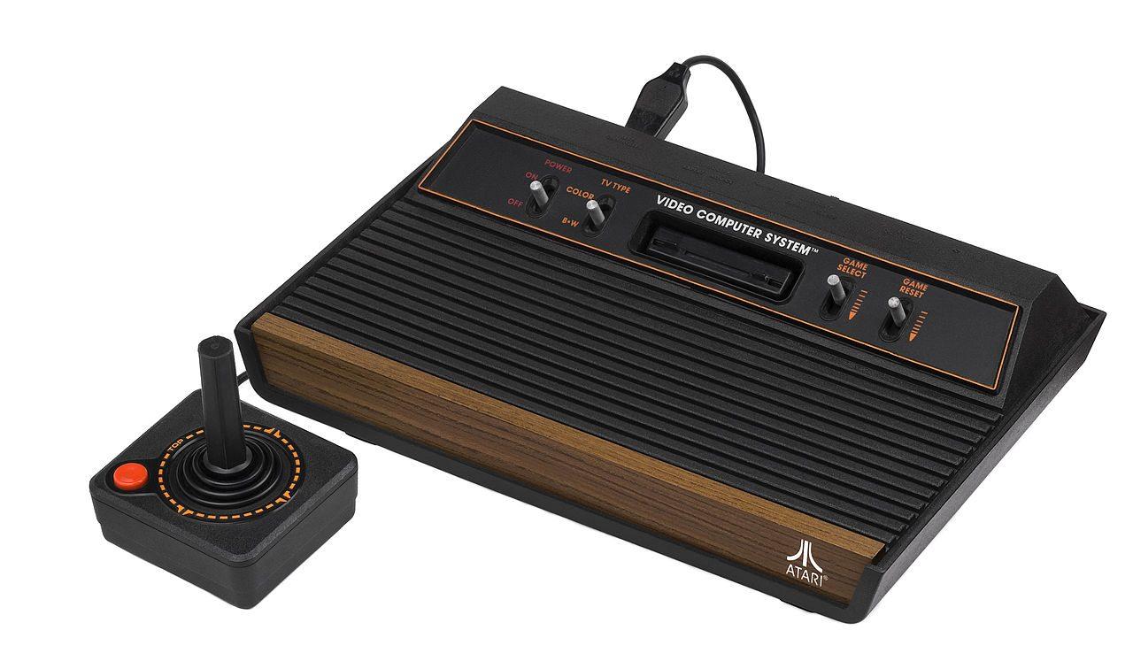 הדגם השלישי והפופולארי של קונסולת אטארי ב-1980 (רישיון תמונה: PD)