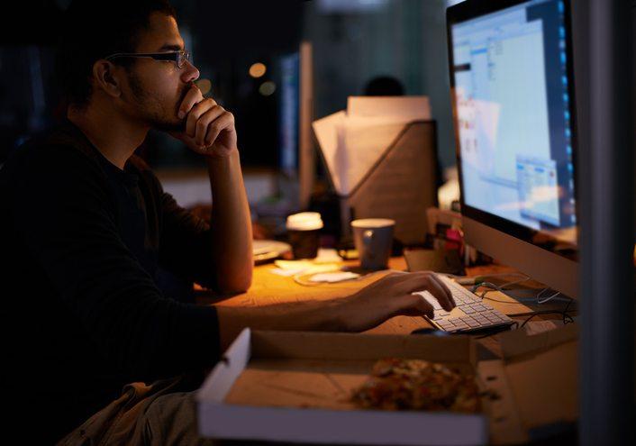 programer startup getty images