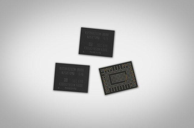 הכי קטן הוא גם הכי מהיר. מקור: Samsung