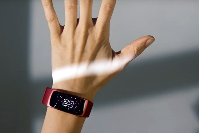 מתקדם ויקר. צמיד הניטור החדש של סמסונג. מקור: Samsung