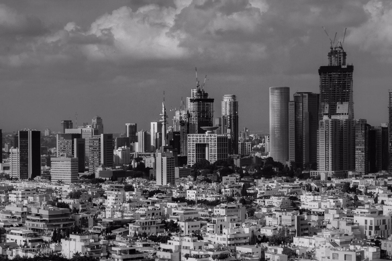 תל אביב. תמונה: יונתן אידו