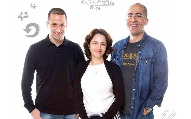 מימין לשמאל: דורון טל, ליליה דמידוב ודר' ניר חלואני