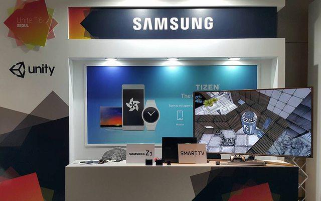 לא רק בטלוויזיות חכמות, טלפונים הודים ושעונים חכמים? מקור: Samsung Tizen