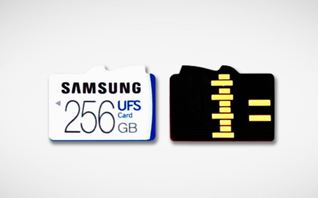 עד 256 גיגה. מקור: Samsung