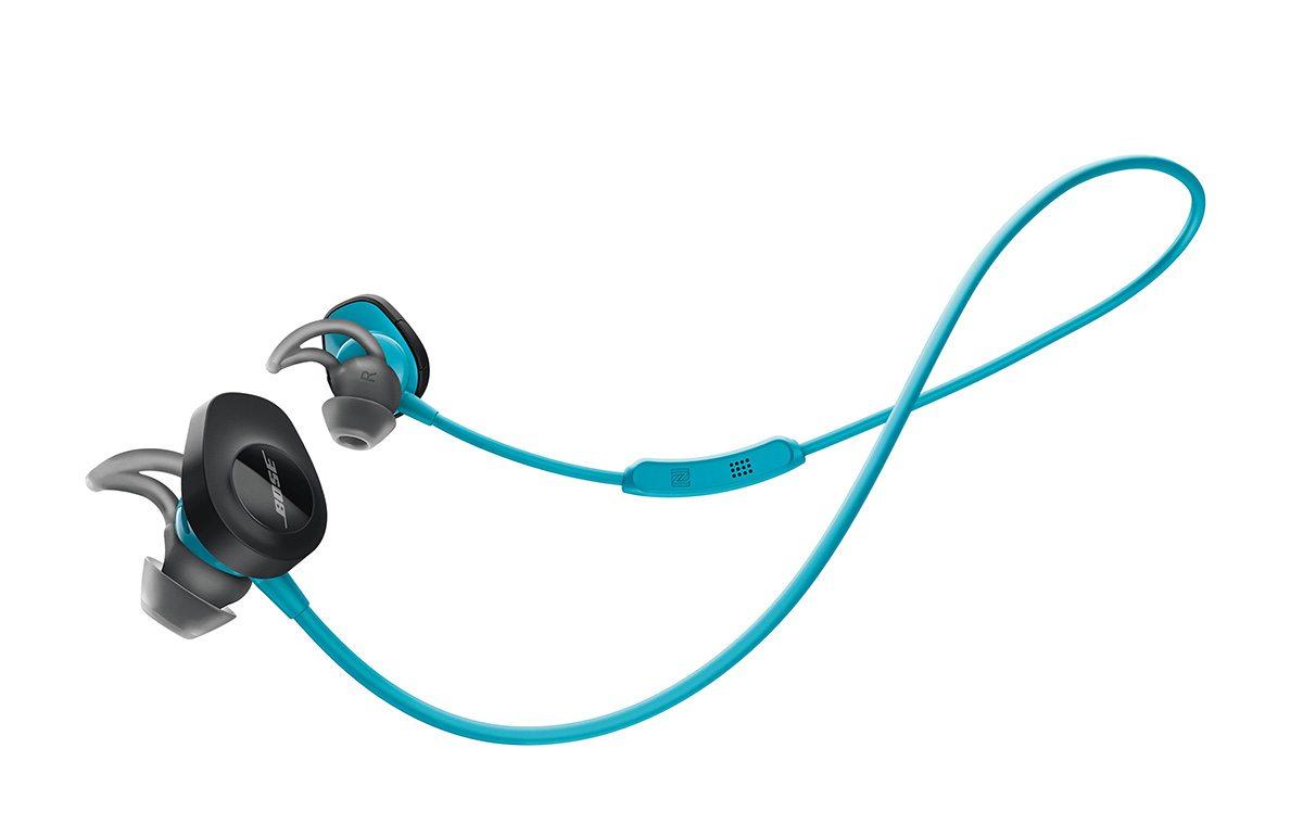 Bose Sound Sport Wireless, אוזניות הספורט האלחוטיות של Bose. המחיר נגיש יותר, אך עדיין יקר