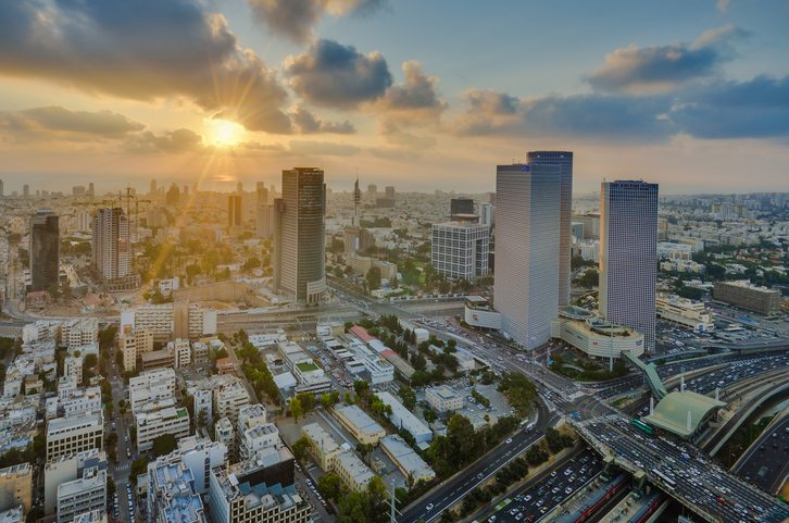 tel aviv getty images