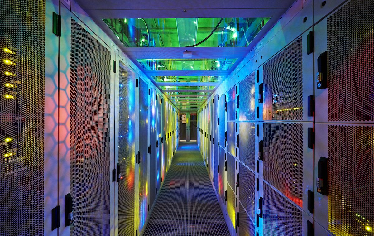 big data, data center getty images