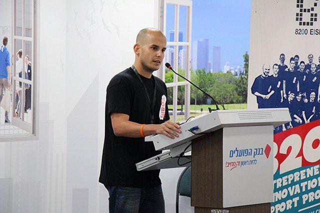 גיא קצוביץ', מנהל התוכנית. צילום: גיקטיים