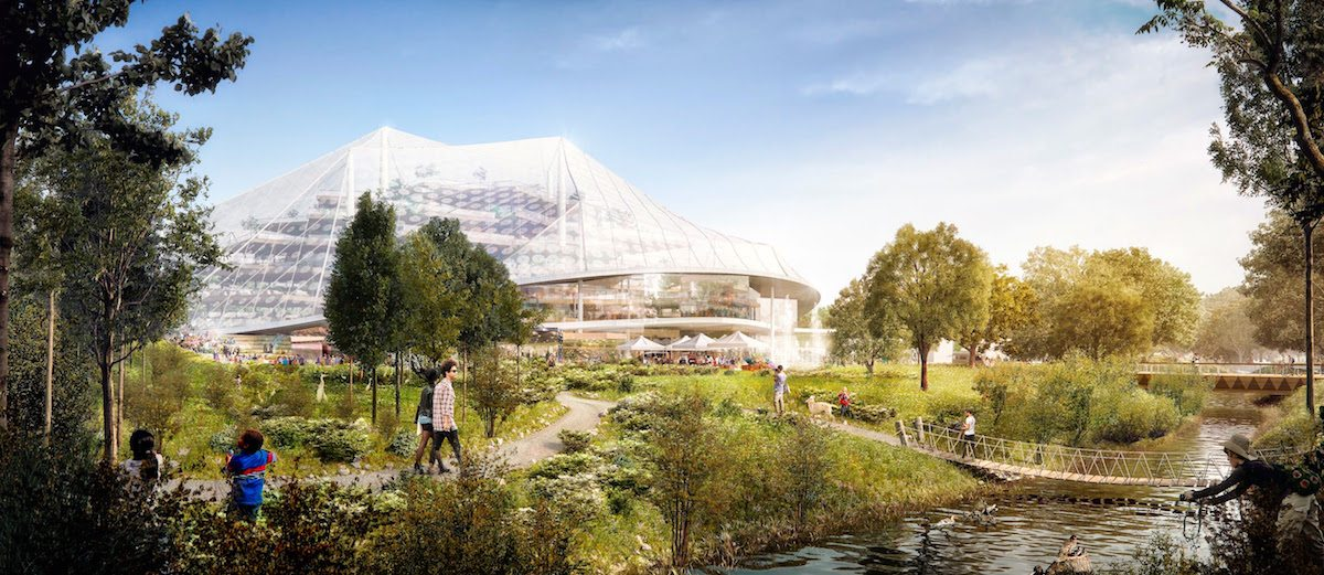 google new campus