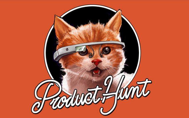 לוגו החתול המפורסם של האתר. מקור: Product Hunt