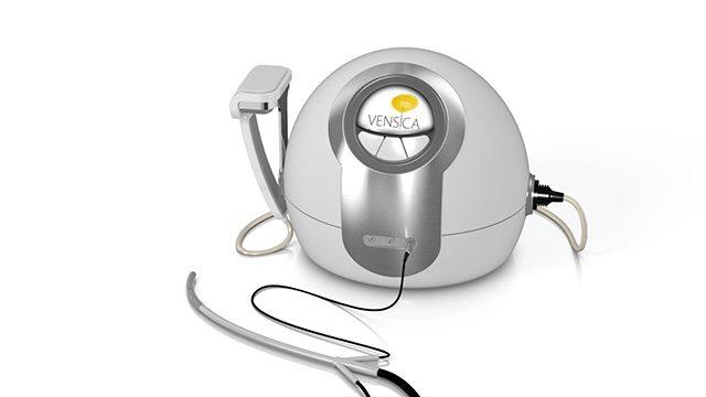 בלי כאבים, בלי הרדמה: המכשיר שאותו פיתחה Vensica Medical. מקור: Vensica Medical