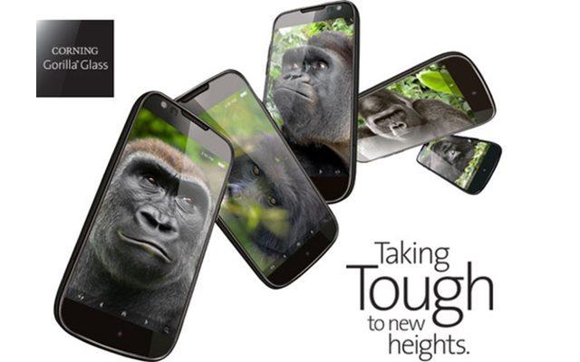 מקור: Corning Gorilla Glass