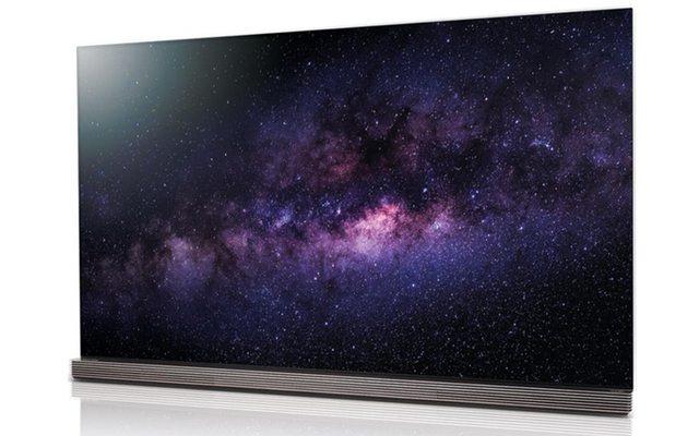 LG SIGNATURE OLED TV G6, מקור: LG