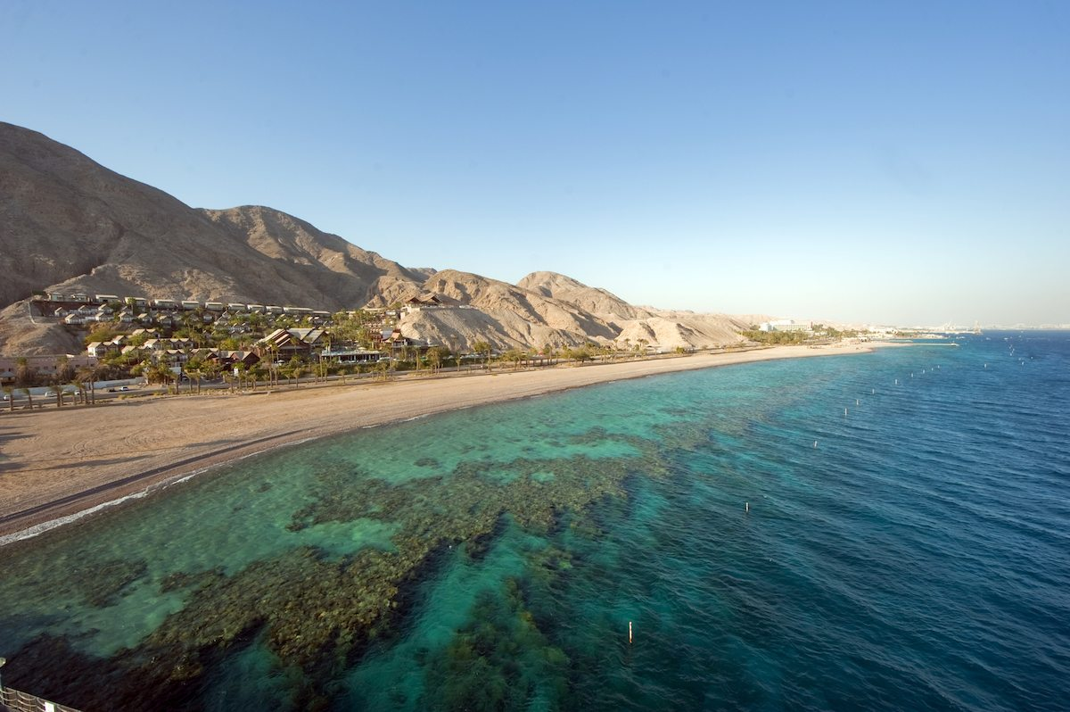 Eilat Coral Rief getty images