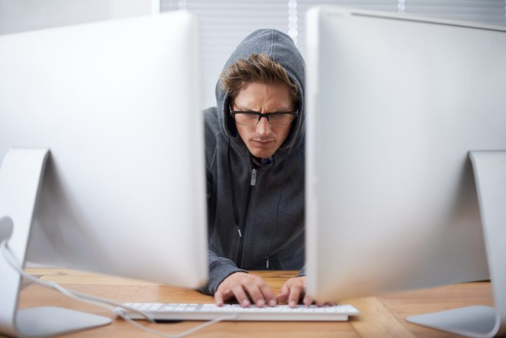 hacker getty images