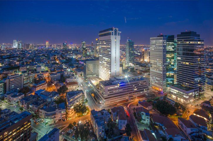 Tel-Aviv Shalom Tower getty images