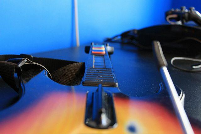 סוג של גיטרה. צילום: גיקטיים