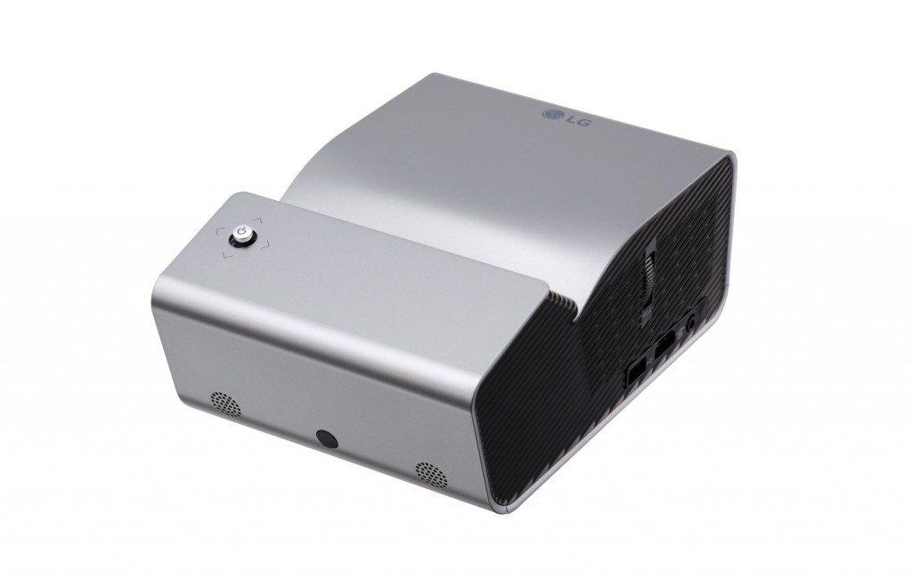 מקרן ה-PH450U החדש של LG. צפוי לעלות 350 דולר