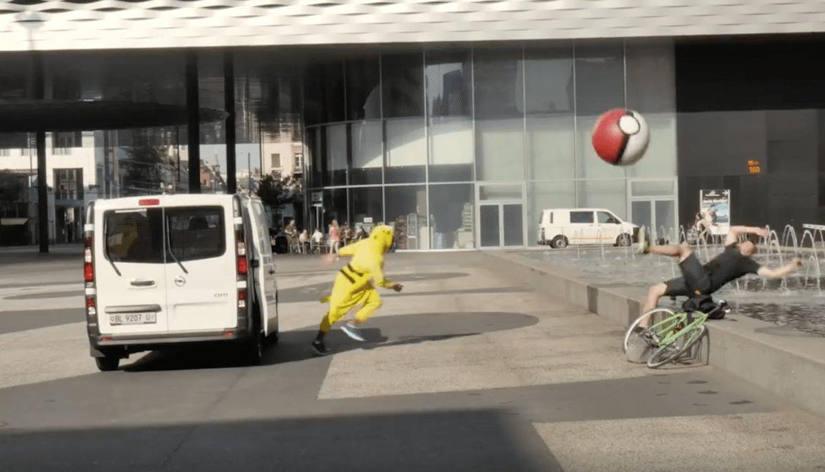 pokemon go basel