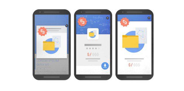 לא, לא ולא. גוגל מדגימה מה אסור. מקור: Google