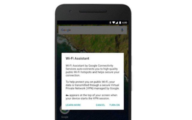 פיצ'ר ה-WiFi Assitant: בקרוב במכשירי הנקסוס. מקור: גוגל