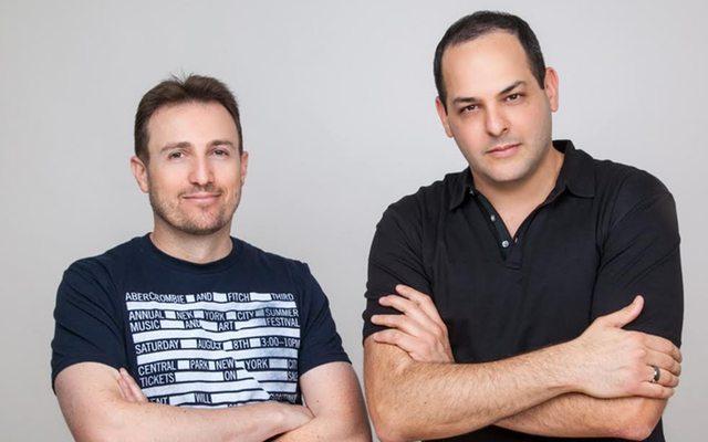 היזמים איתי הירש ואייל רונן, צילום: רוני פרל
