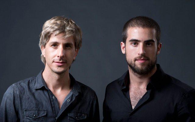 צמד המייסדים נדב שובל וישי גרין