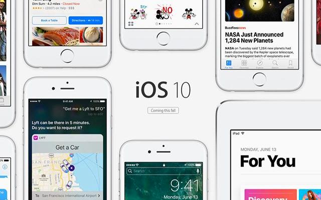 מקור: iOS 10