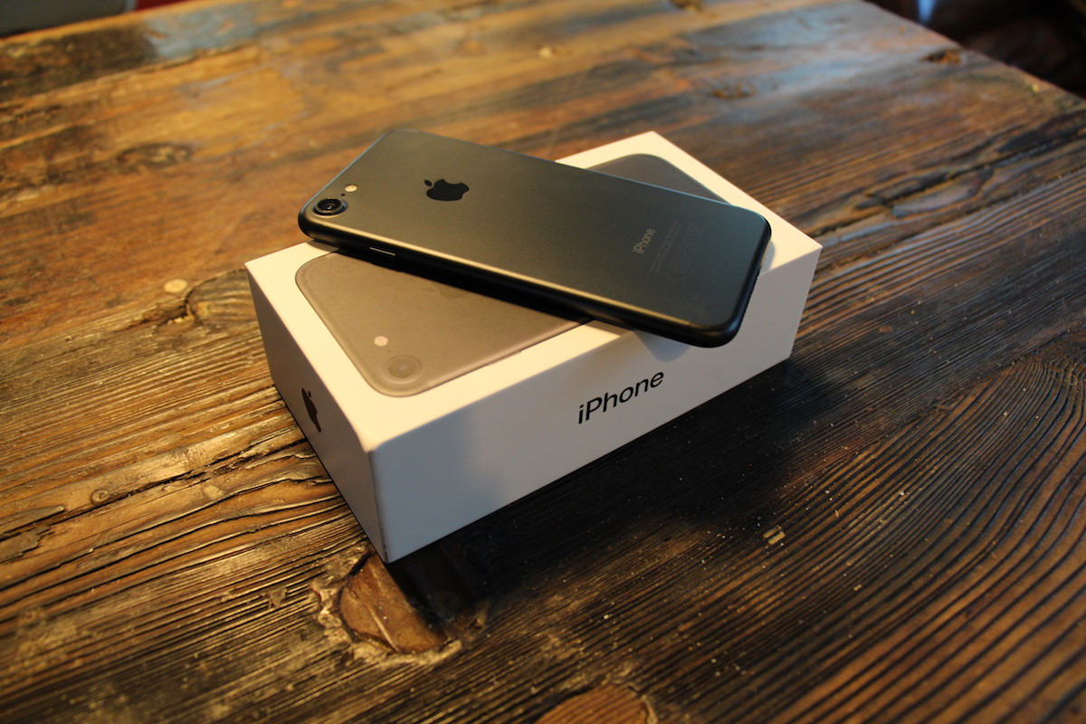 אייפון 7 (צילום: גיקטיים)