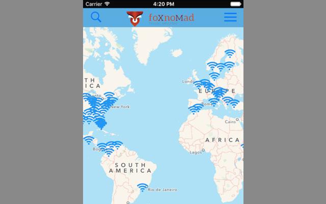 צילום מסך: WiFox