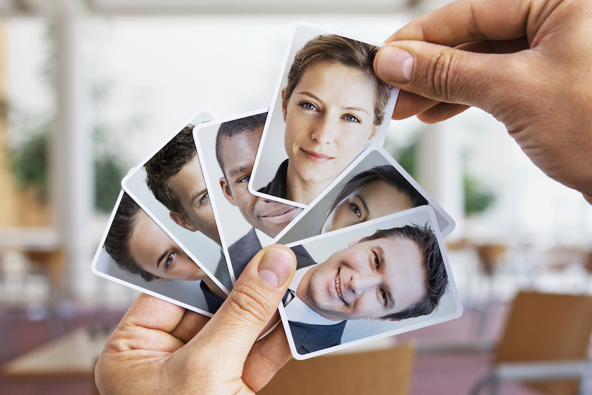 job cards getty images