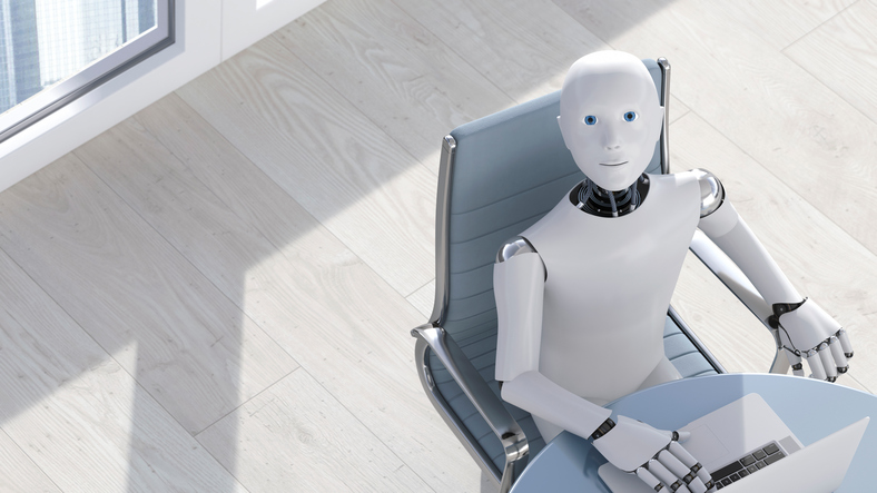 robot ai getty images