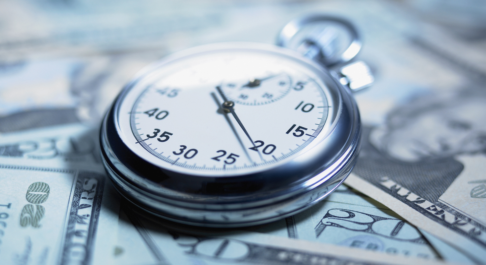 time money getty images