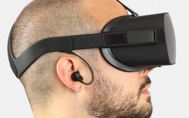 אוזניות ה-InEar החדשות שיהיו זמינות בקרוב. מקור: Oculus