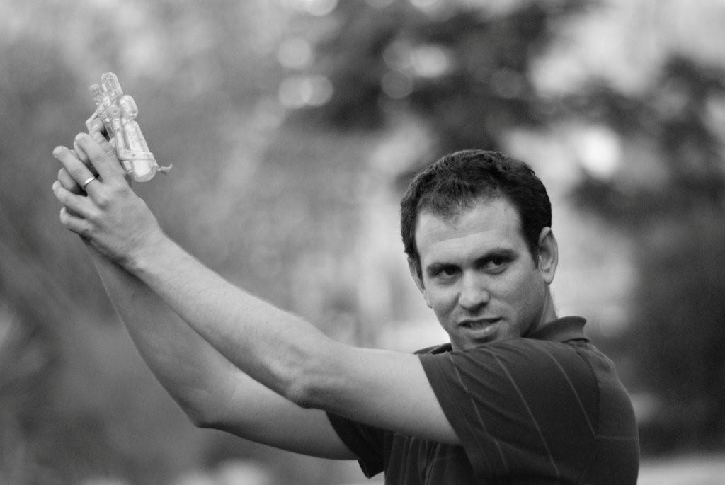 """אלעד אורמיאן, חבר בתנועת הבוגרים של """"המחנות העולים"""""""