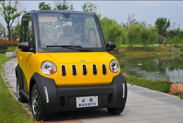 ענק לנסוע בעיר בלי דלק: הרכב הזעיר והחשמלי CitySpirit זמין בישראל QB-98