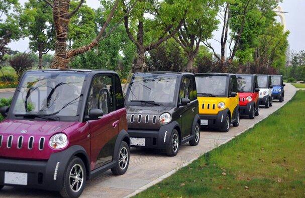 בלתי רגיל לנסוע בעיר בלי דלק: הרכב הזעיר והחשמלי CitySpirit זמין בישראל UR-24
