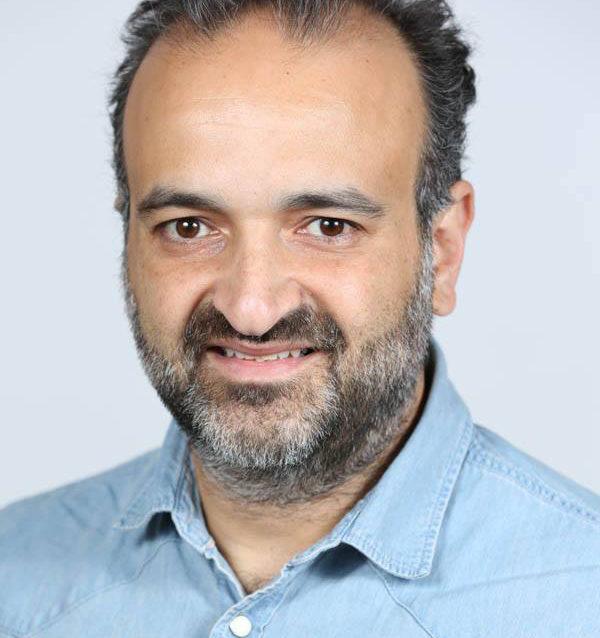 אורי אסייג, מגייס בכיר בחברת Palo Alto Networks. צילום:פלג אלקלעי