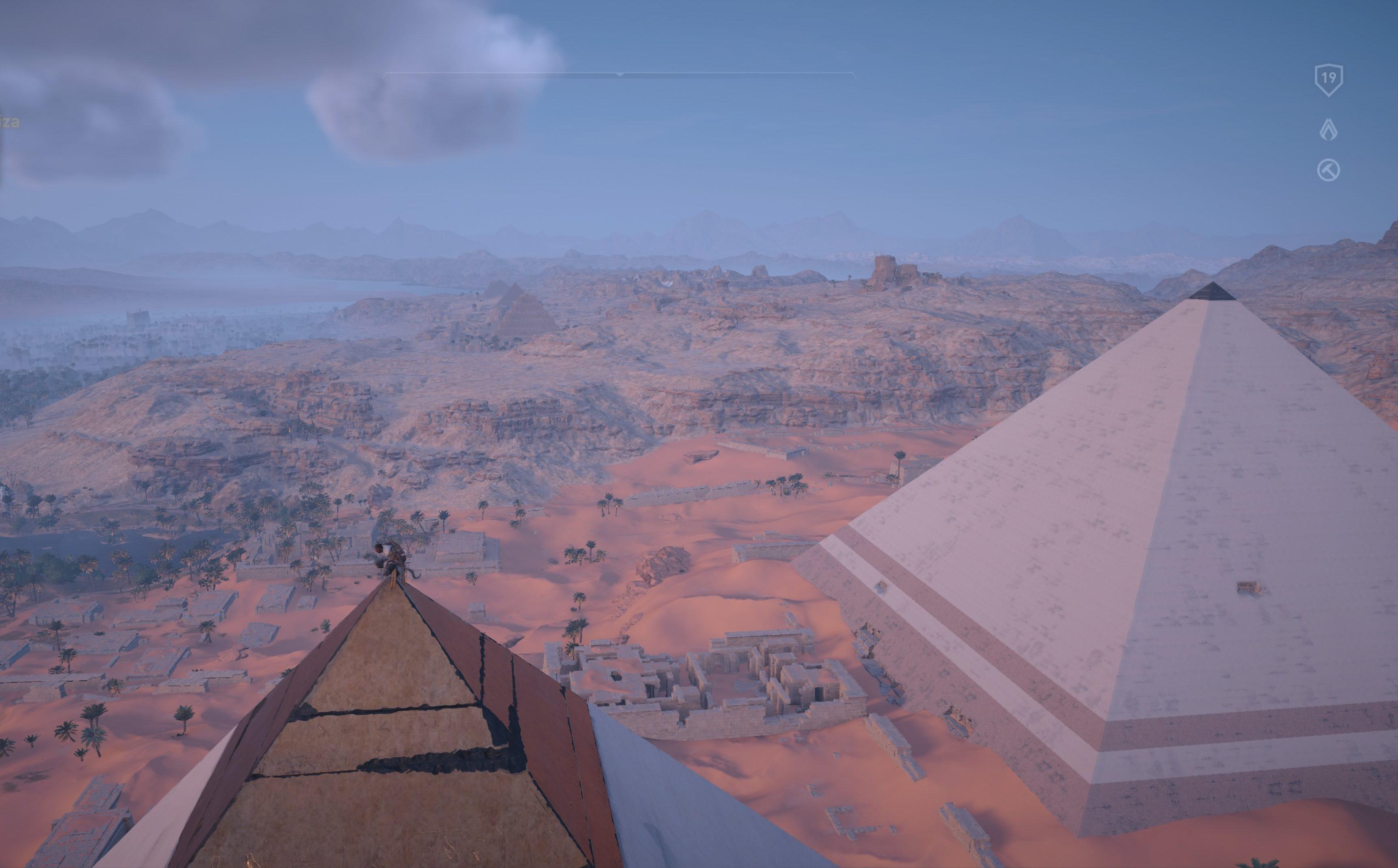 Origins Pyramids