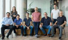 ורטקם,Vertex Ventures' דוד הלר, לירן חסון, רן גרטנברג, ינאי אורון, עמנואל תימור, אביעד אריאל, נעמה זלצמן-דרור ויורם אורון