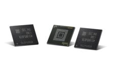 Samsung 512GB eUFS Chips