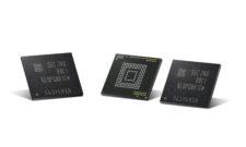 Samsung 512GB eUFS Chips