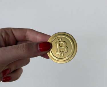 ביטקוין bitcoin. צילום: גיקטיים