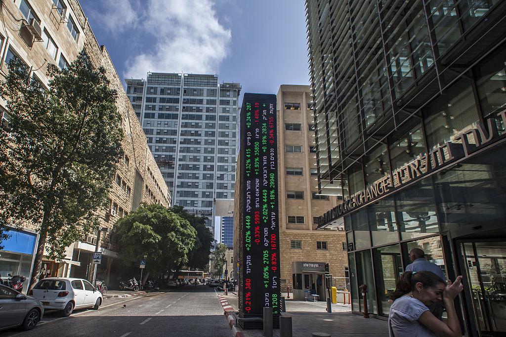 tel aviv stock market