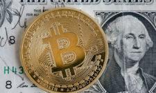 Bitcoin over Dollar