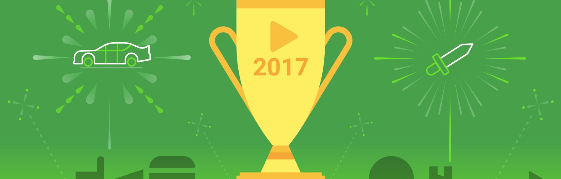 Google Play's Best games 2017